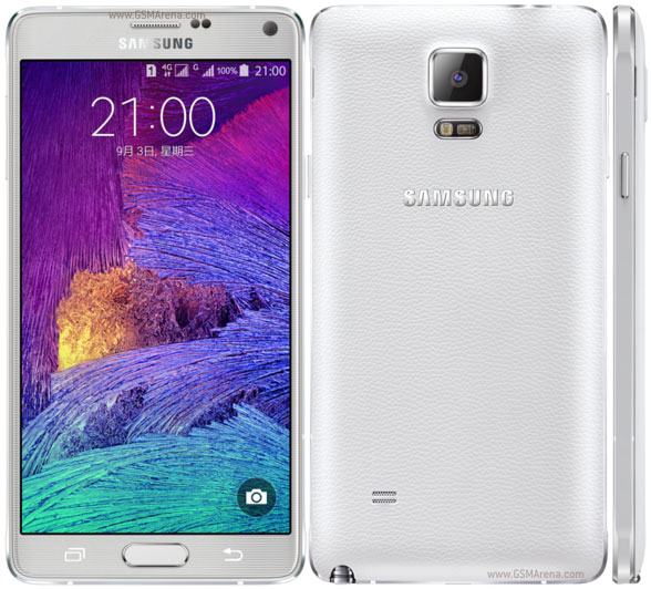SAMSUNG N9100 GALAXY NOTE 4 DUOS