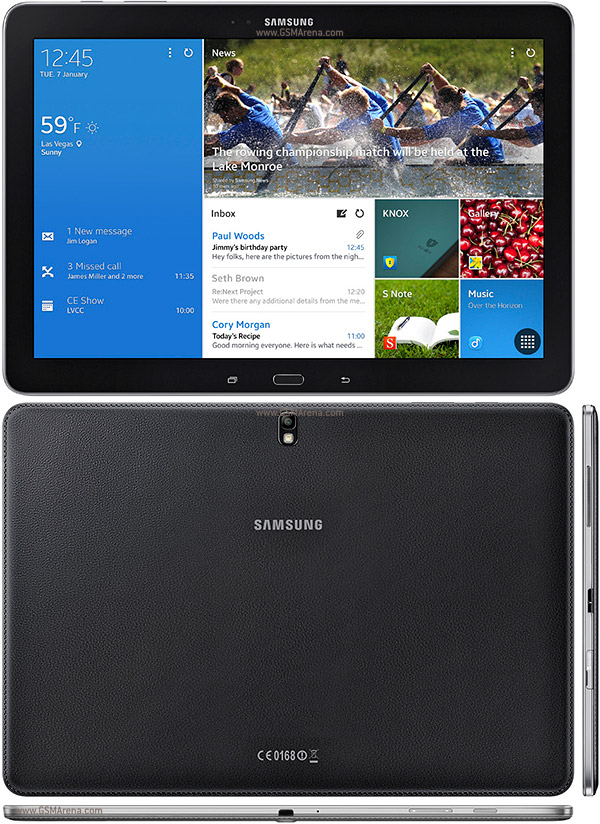 vendre recycler tablette tactile SAMSUNG T900 GALAXY TAB PRO 12.2